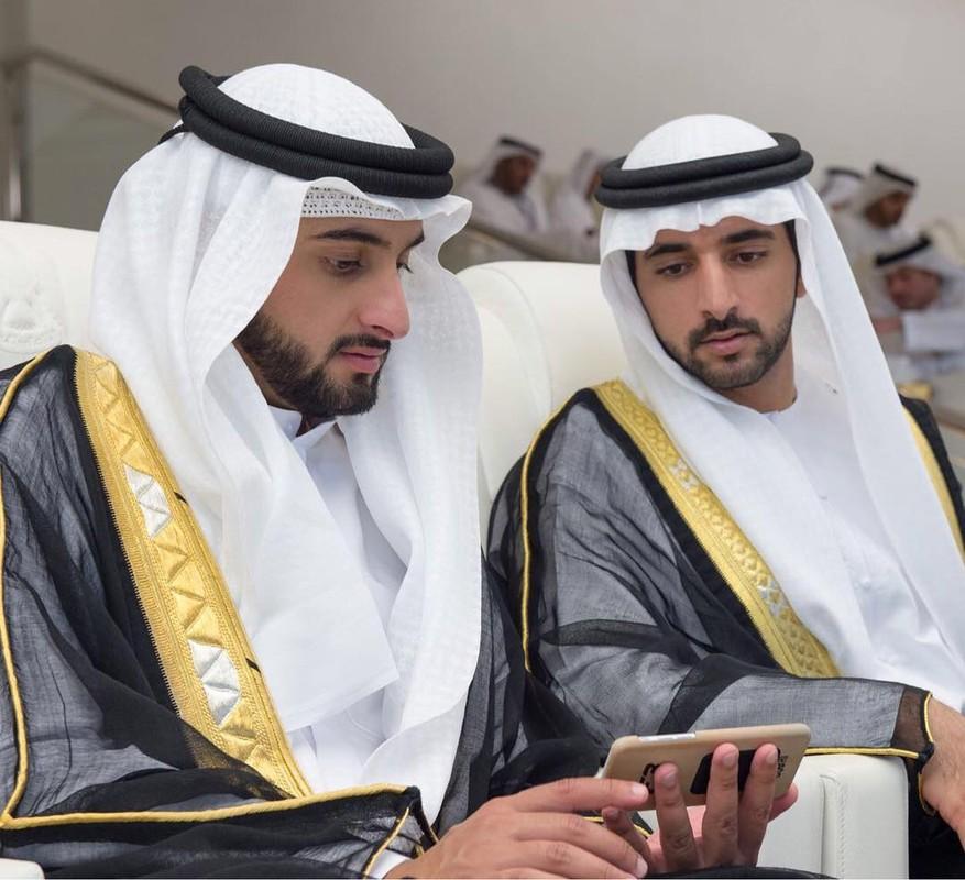 3 anh em hoang tu Dubai to chuc hon le cung ngay-Hinh-9