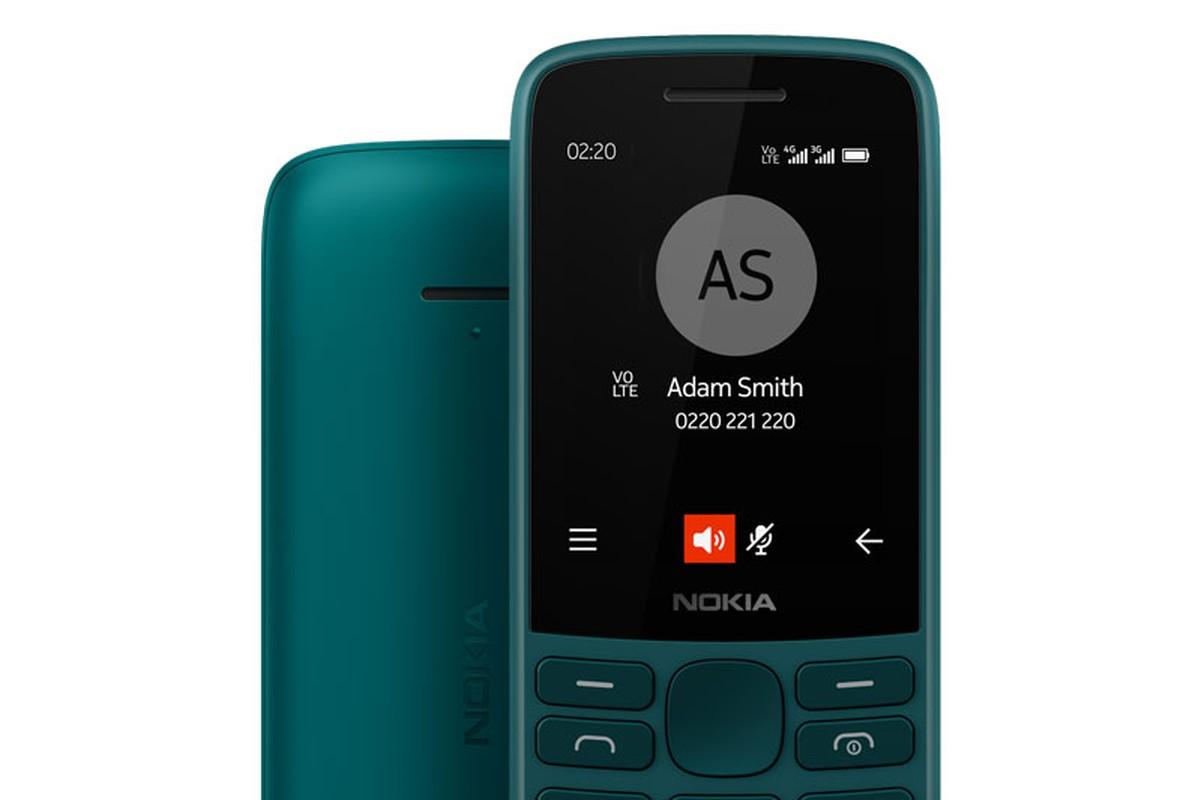 Nokia 215 4G duoc ban chinh hang tai Viet Nam