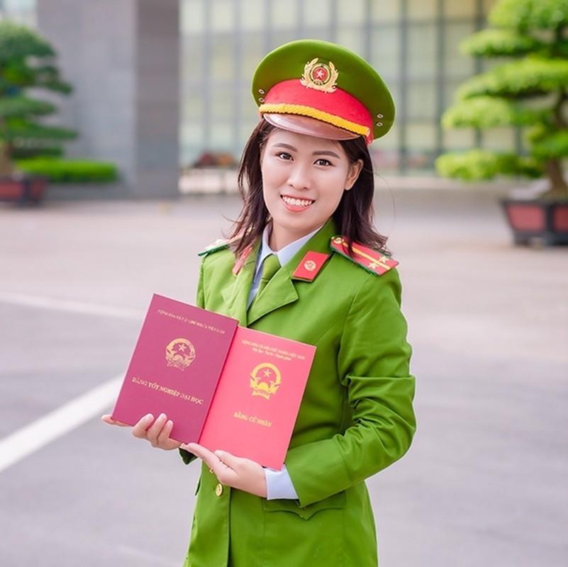 Nhung bong hong xinh dep cua HV Canh sat nhan dan-Hinh-5