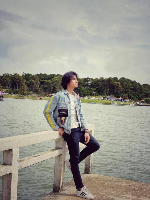 Nguoi mau Le Anh Huy cao 1,91 m dong vai Thuc Sinh trong Kieu-Hinh-10
