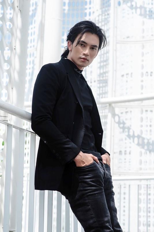Nguoi mau Le Anh Huy cao 1,91 m dong vai Thuc Sinh trong Kieu-Hinh-3