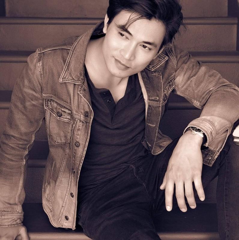 Nguoi mau Le Anh Huy cao 1,91 m dong vai Thuc Sinh trong Kieu-Hinh-4