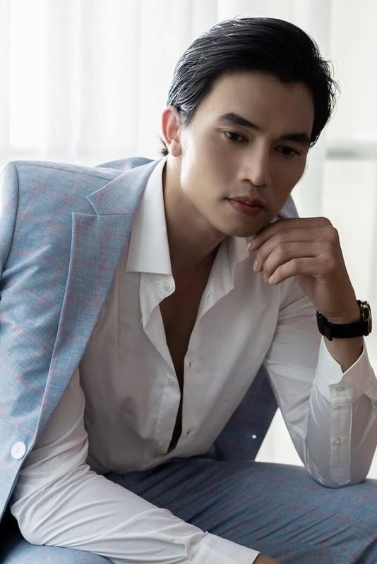 Nguoi mau Le Anh Huy cao 1,91 m dong vai Thuc Sinh trong Kieu-Hinh-8