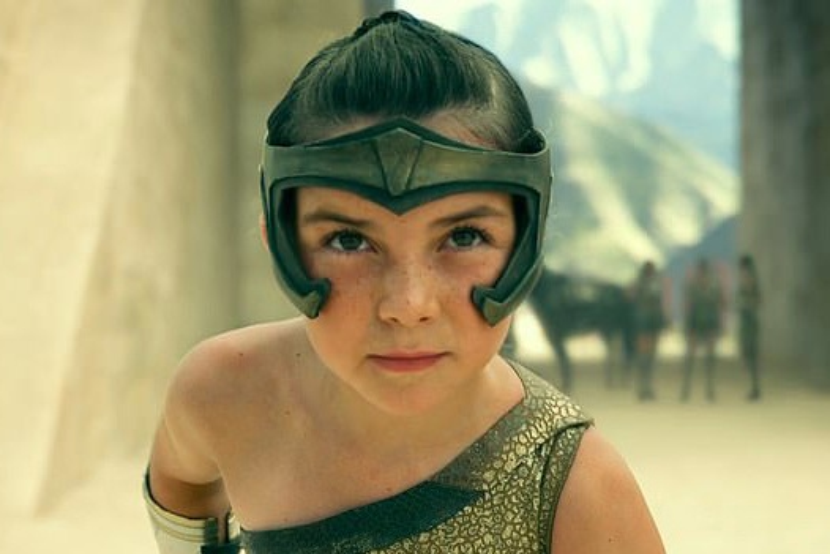Nhan sac xinh dep cua sao nhi thu vai Wonder Woman-Hinh-2