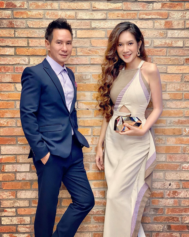 Nhung sao nam Viet lay vo kem hang chuc tuoi-Hinh-4