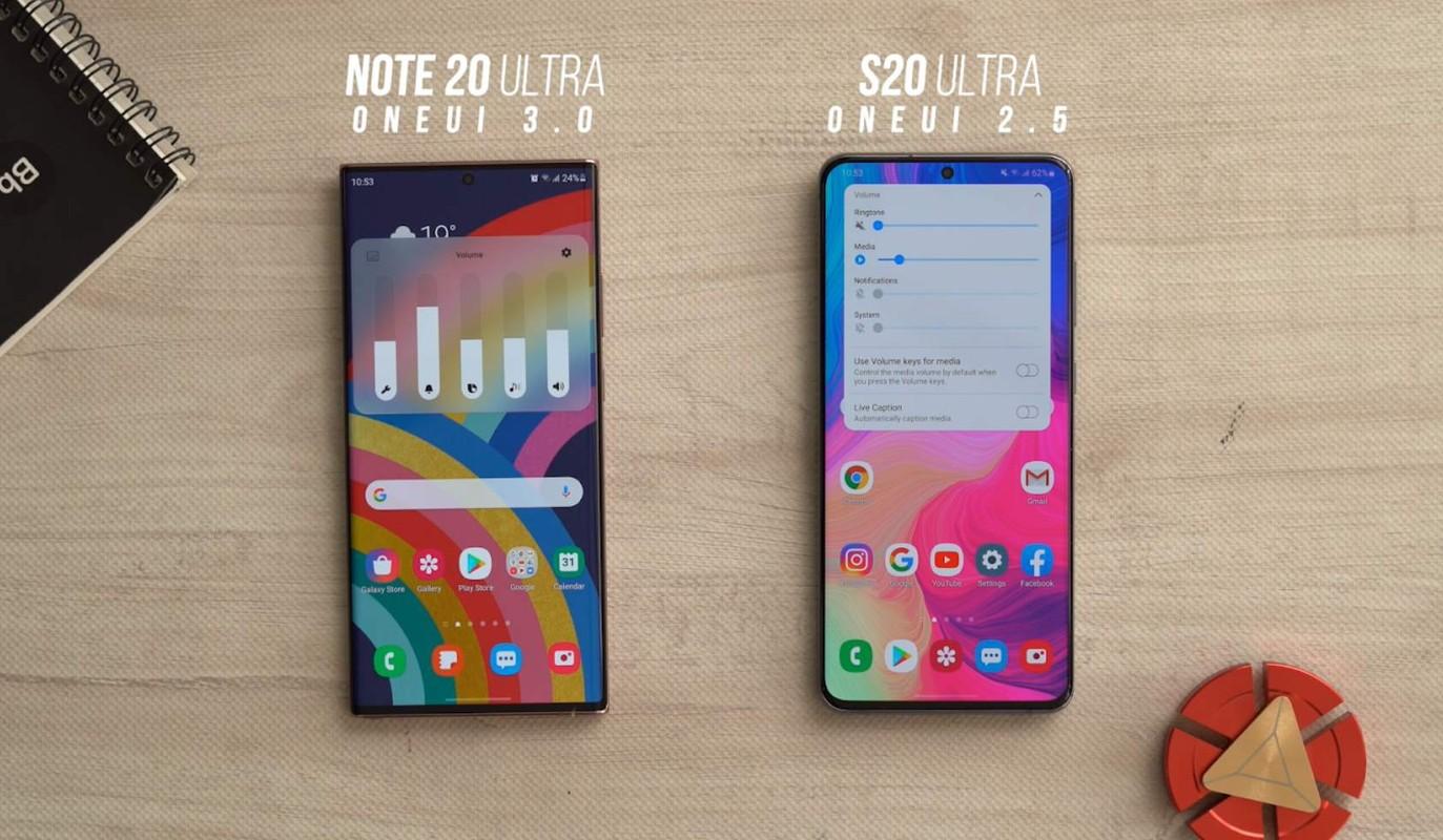 Nguoi dung dien thoai Samsung o VN vua nhan duoc Android 11-Hinh-4