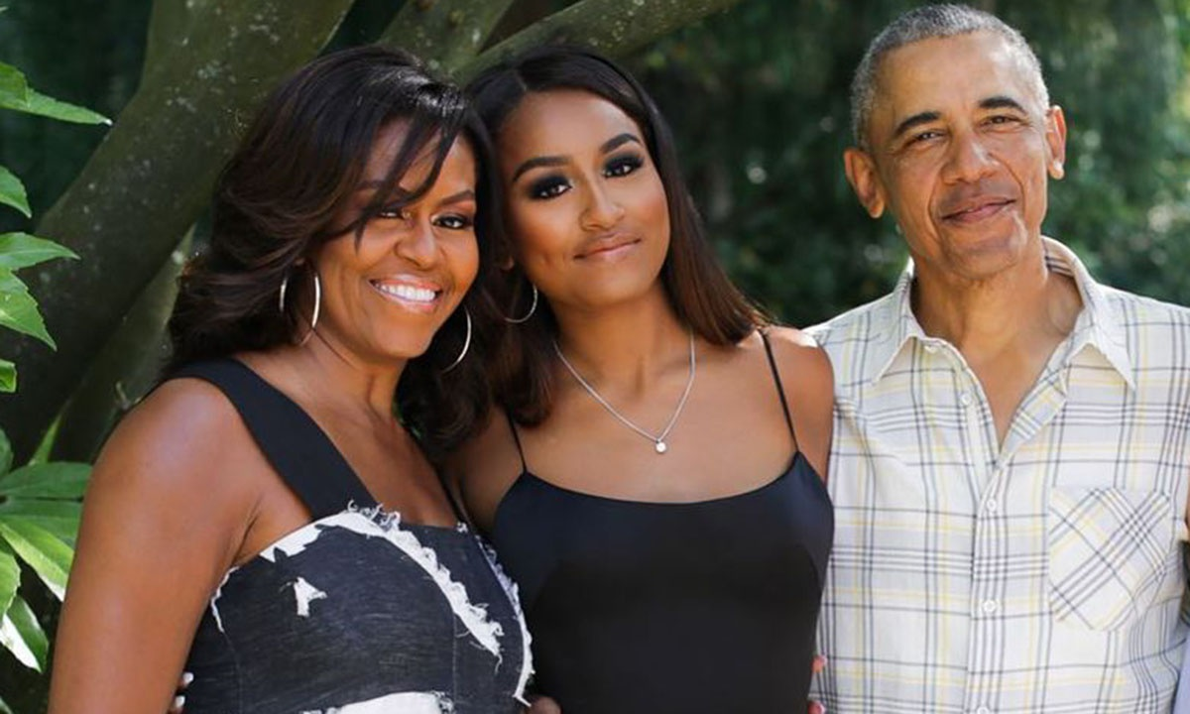 Con gai ut ca tinh manh cua ong Obama