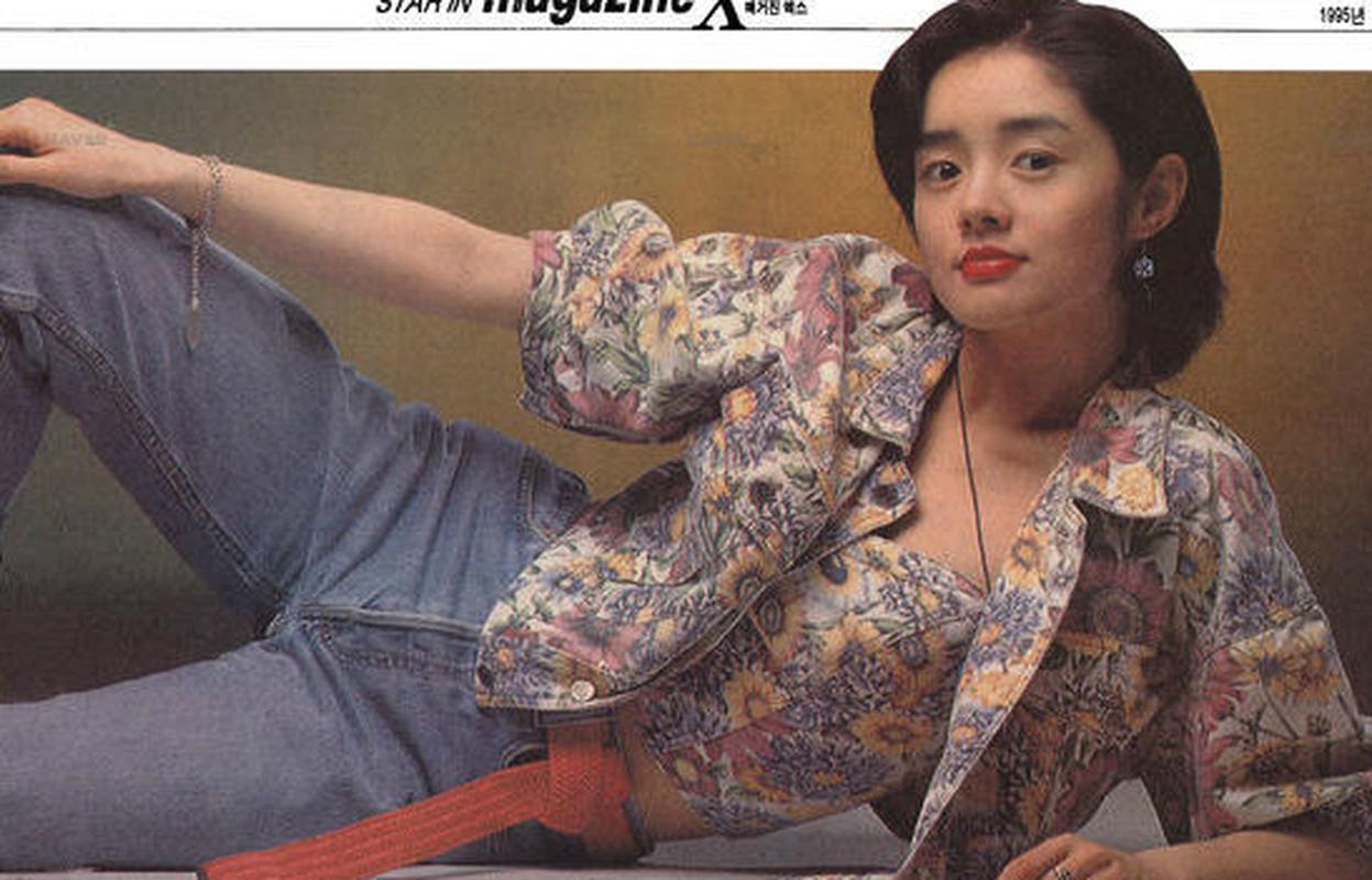Cuoc song thang tram cua dien vien Lee Ji Eun