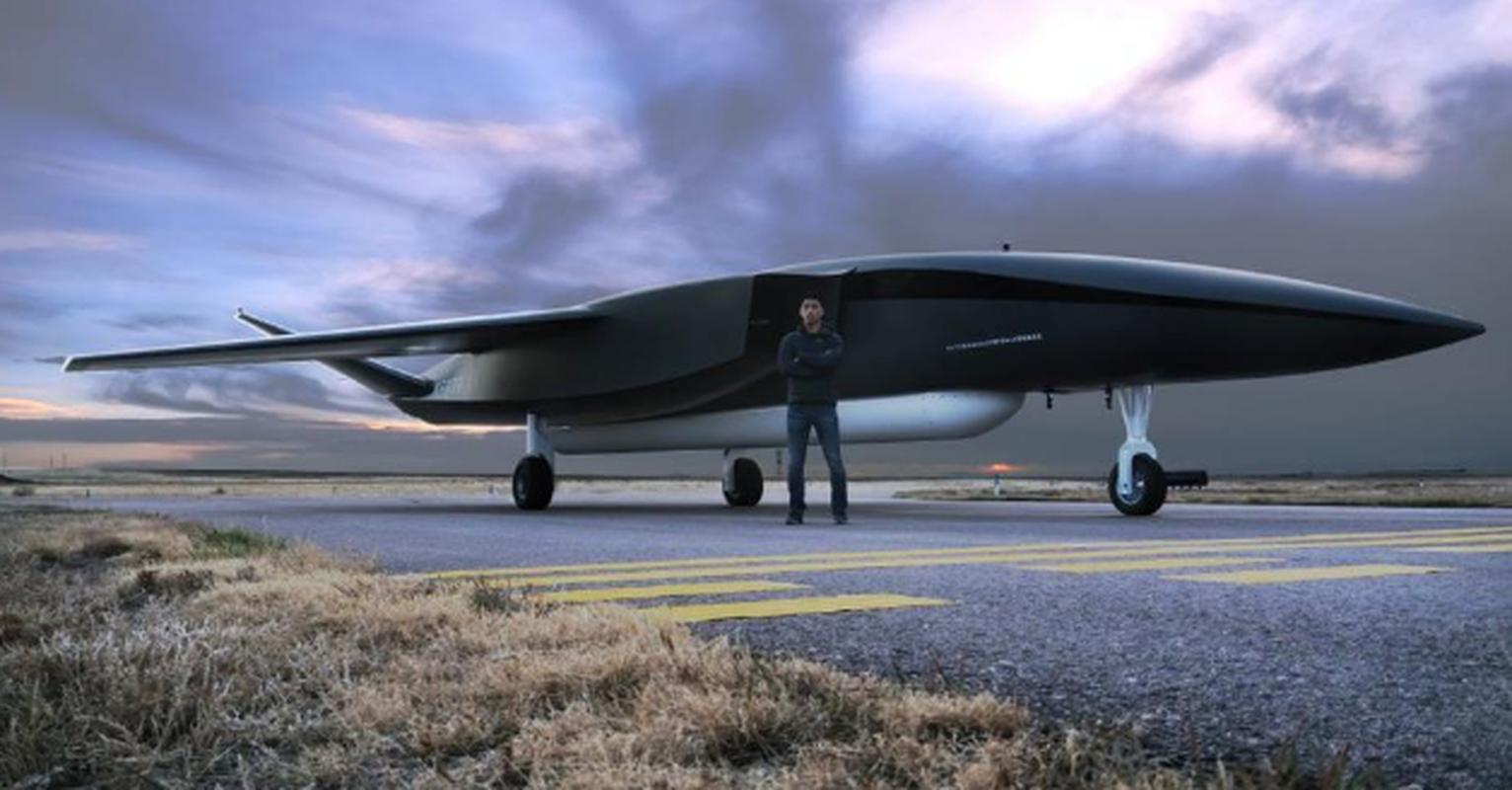 UAV khung nhat the gioi khi co the