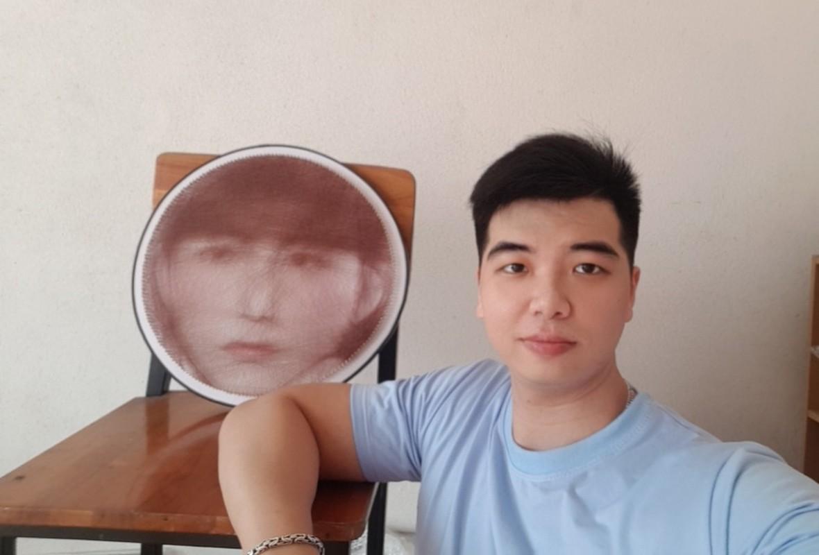 Chang trai Hai Phong lam do handmade tu la cay