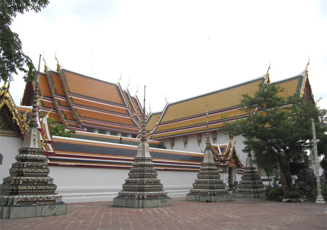 Wat Pho: ngoi chua co nhat va lon nhat Bangkok-Hinh-3