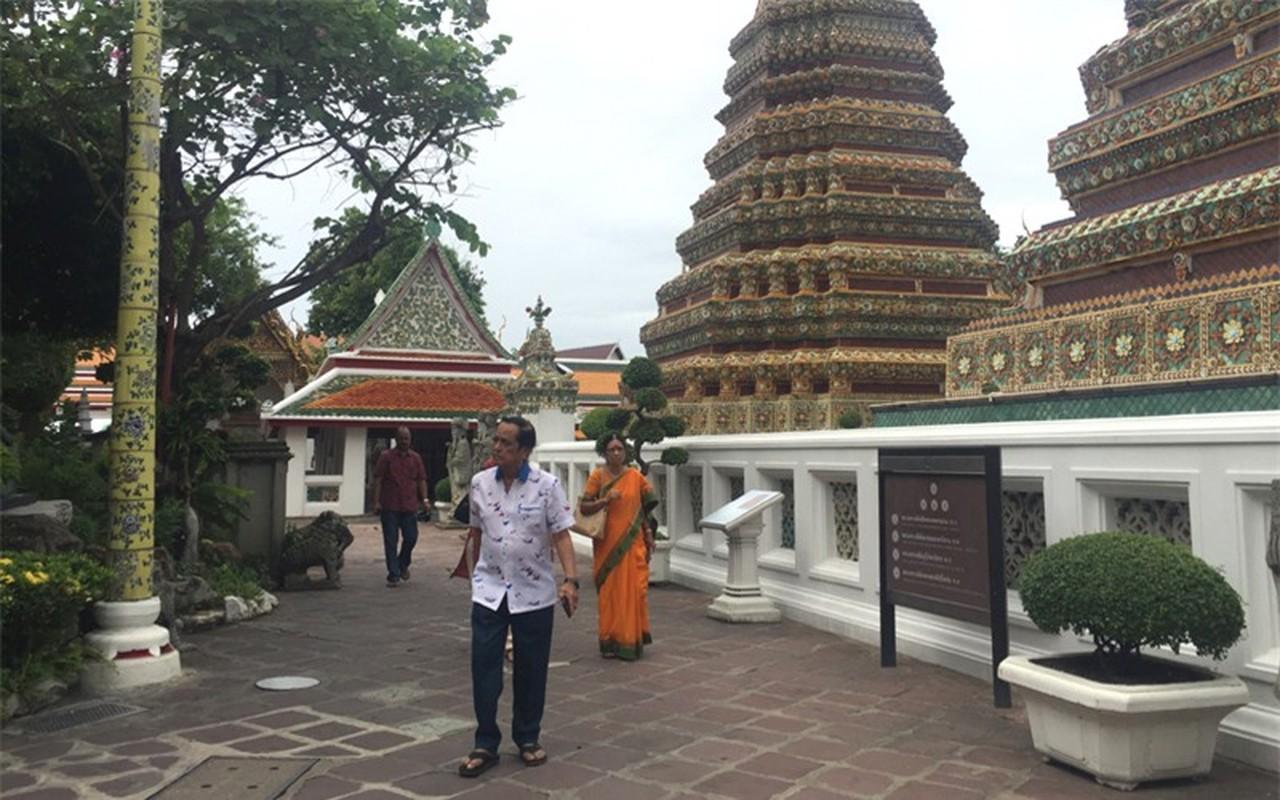 Wat Pho: ngoi chua co nhat va lon nhat Bangkok