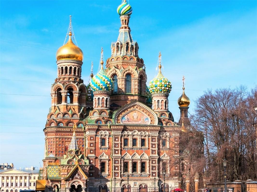 Nhung ky quan o St. Petersburg - Diem den hap dan nhat chau Au