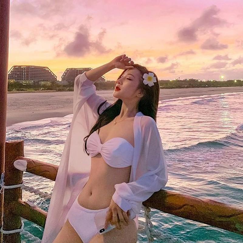 Hot girl Tuyen Quang body nuot na bao nguoi dam say-Hinh-3