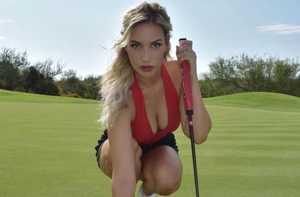 Nu golf thu