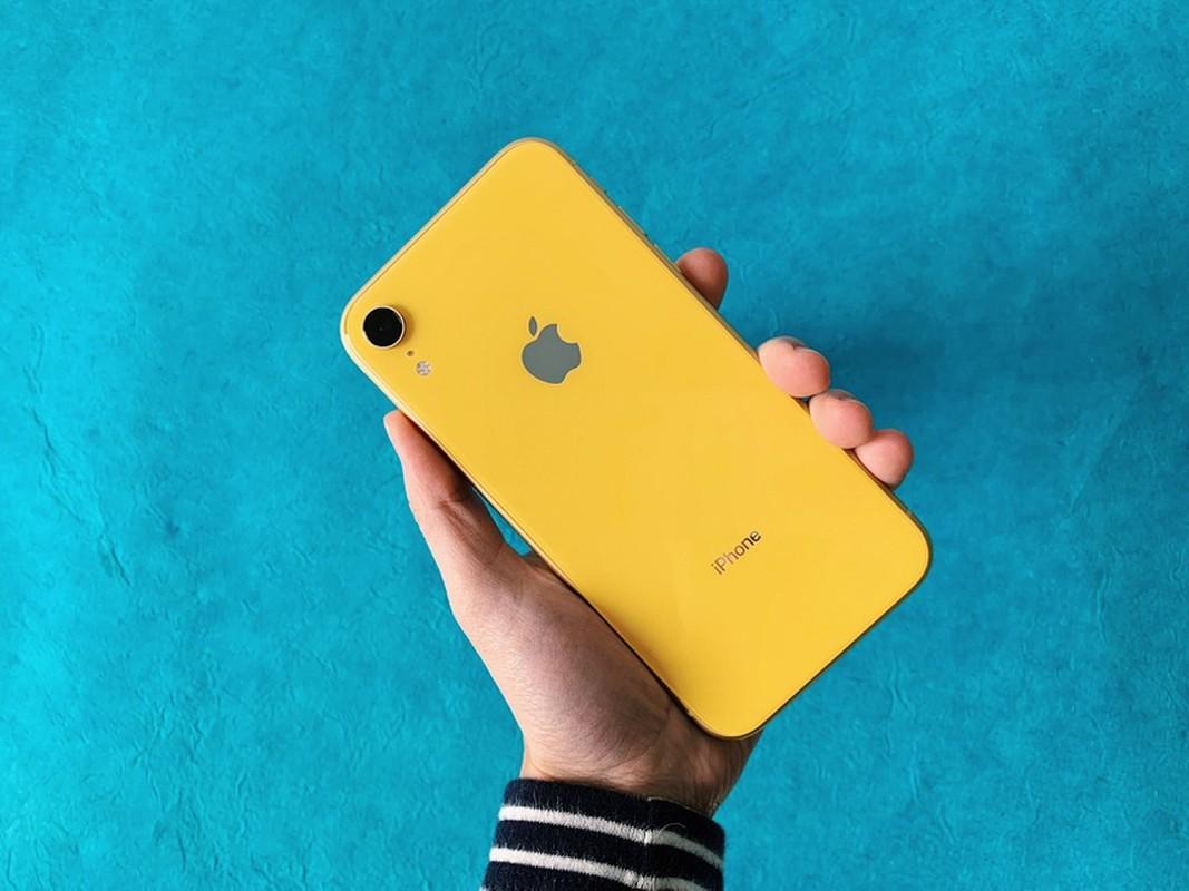 iPhone XR va loat smartphone dang duoc giam gia tai Viet Nam