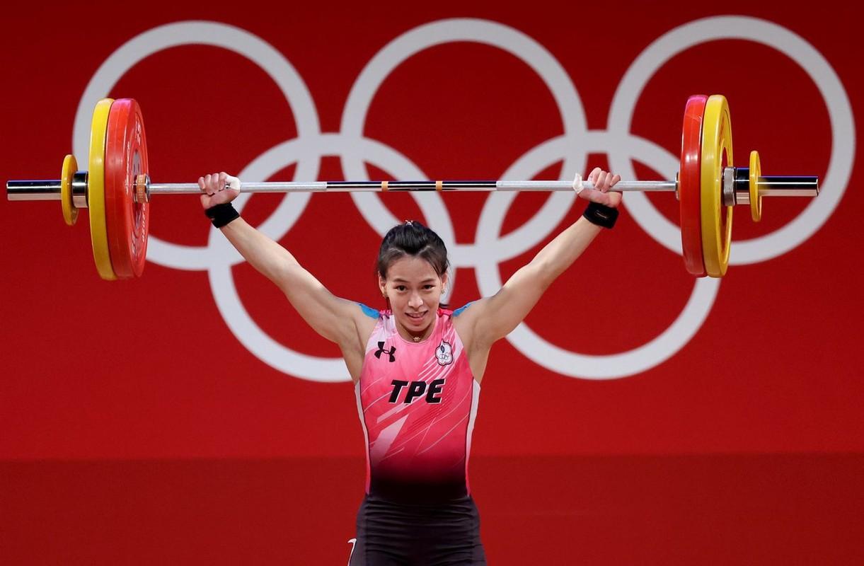 Nu than cu ta Dai Loan thi dau tai Olympic-Hinh-2