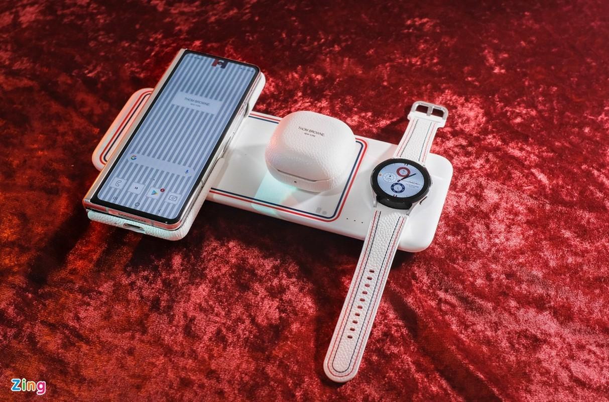 Chi tiet Galaxy Z Fold3 Thom Browne Edition, gia 84 trieu dong-Hinh-7