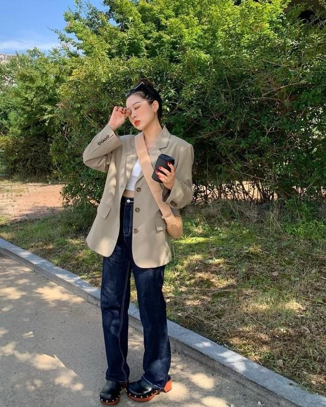 Style gai Han tuan qua: Dien toan items co ban nhung mix match day sang chanh-Hinh-4