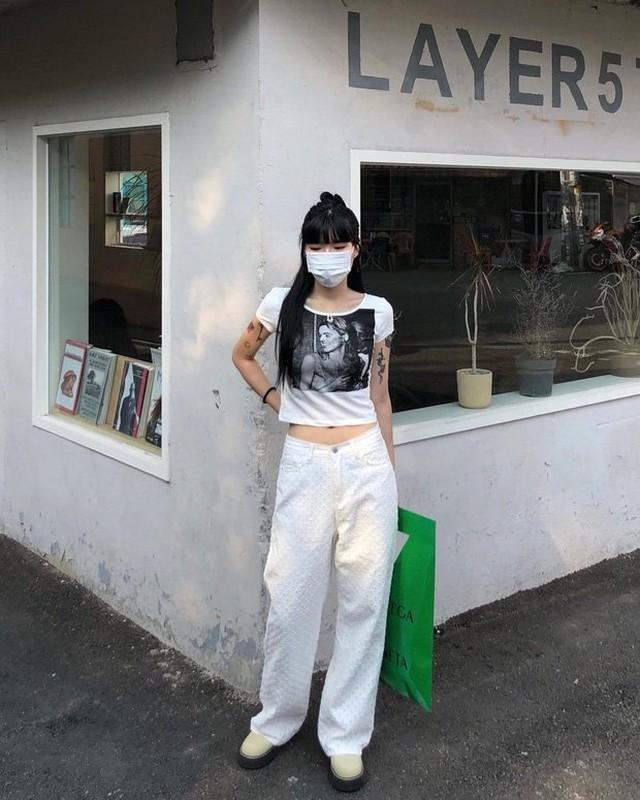Style gai Han tuan qua: Dien toan items co ban nhung mix match day sang chanh-Hinh-6
