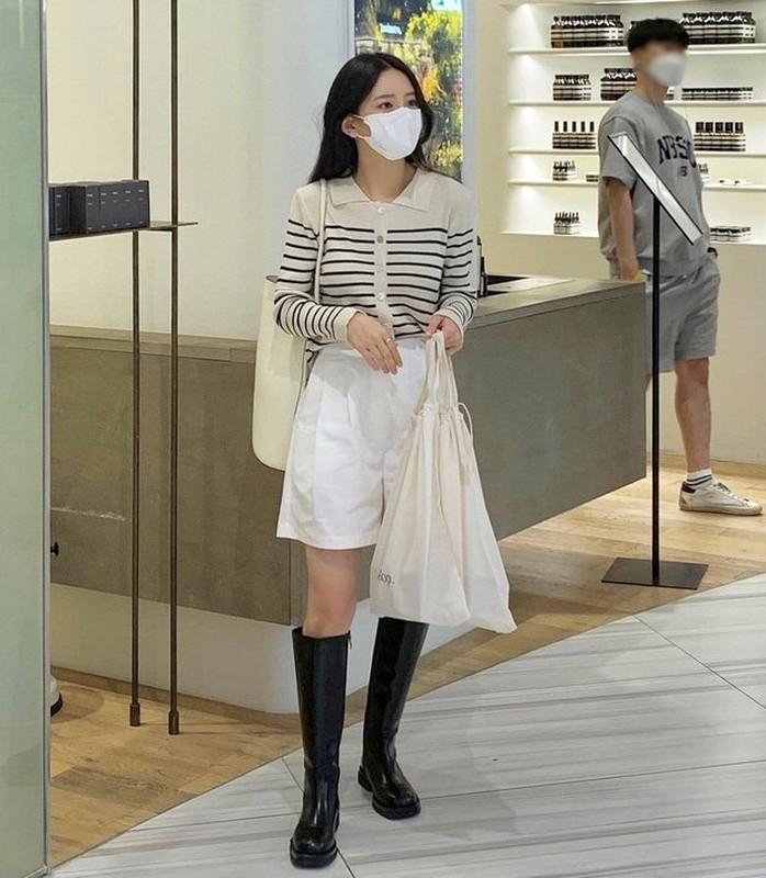 Style gai Han tuan qua: Dien toan items co ban nhung mix match day sang chanh-Hinh-9