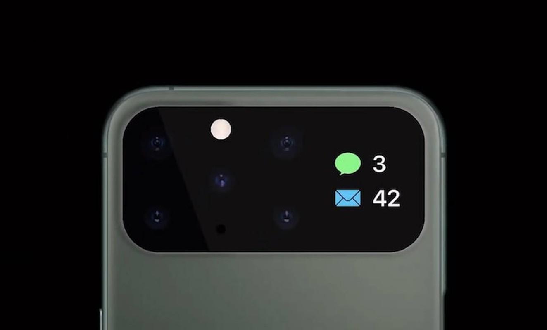 iPhone 12 dep me man: Man hinh tran vien toan ven, 5 camera sau-Hinh-12
