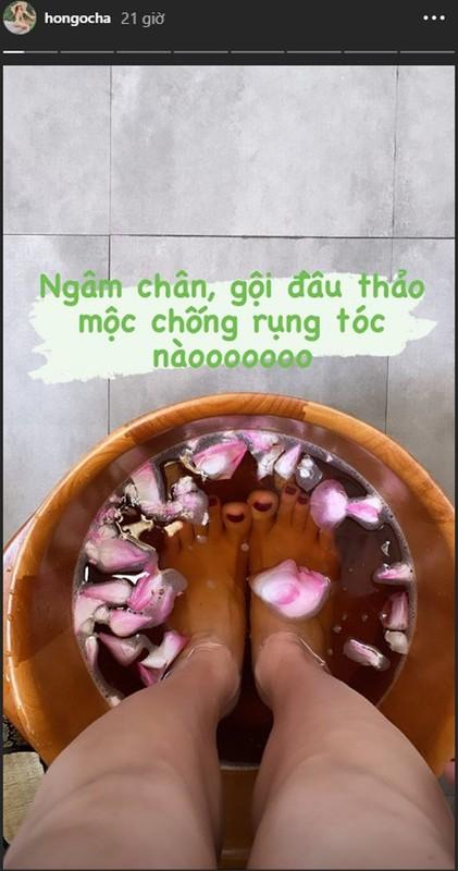 Hoc Ho Ngoc Ha u toc voi nguyen lieu re tien lai cham toc dep-Hinh-6