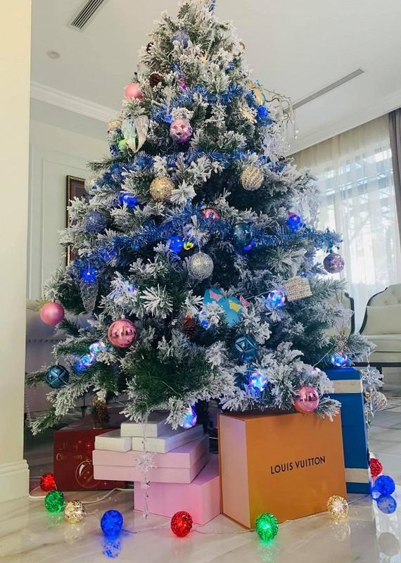 Sao Viet va hoi nghien nha goi y cach trang tri cay thong Noel