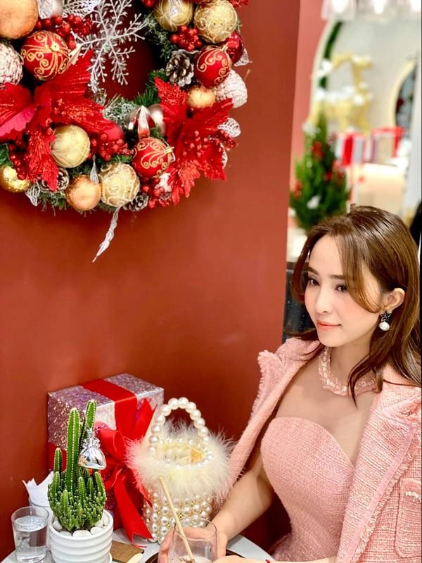 Sot anh gia dinh Ho Ngoc Ha hoi ngo vo chong Duong Khac Linh-Hinh-10