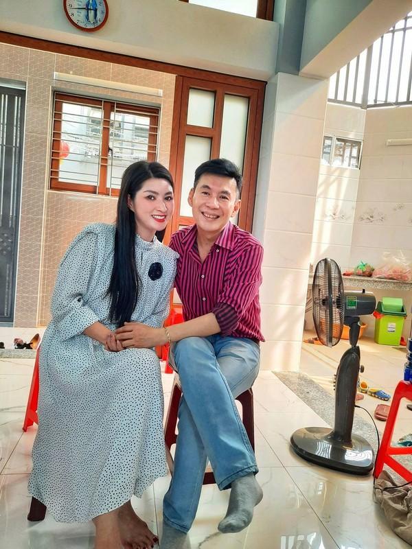 """Tao Y te"" Van Dung khoe anh doi thuong xinh dep-Hinh-11"
