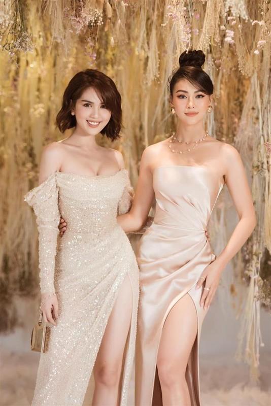 "Miss Earth Phuong Khanh bi boc chieu cao that sau anh ""co be di lac""-Hinh-4"