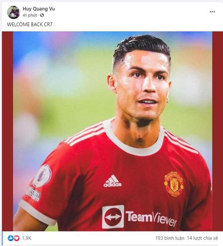 """Ronaldo tro lai MU, fan Viet: """"Di dau cung khong bang nha minh""""-Hinh-6"""