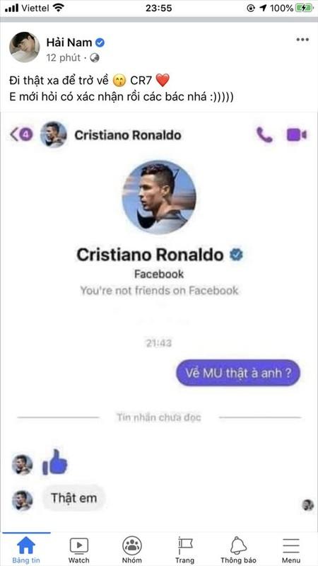 """Ronaldo tro lai MU, fan Viet: """"Di dau cung khong bang nha minh""""-Hinh-7"""