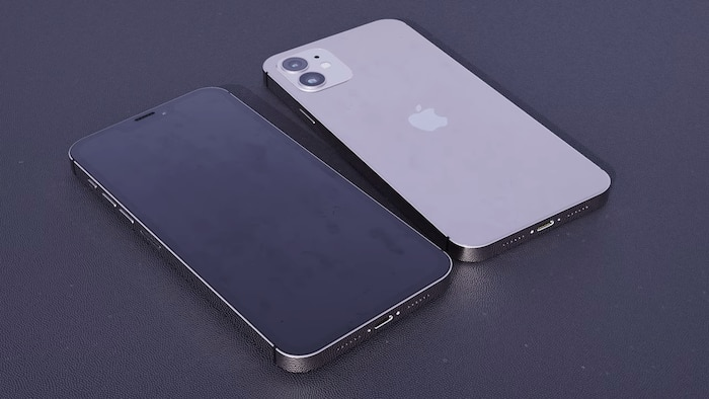 Ngo ngang voi thiet ke tuyet dep cua iPhone 12: Vuong van, nho gon-Hinh-18
