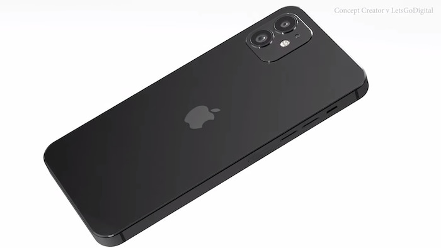 Ngo ngang voi thiet ke tuyet dep cua iPhone 12: Vuong van, nho gon-Hinh-20