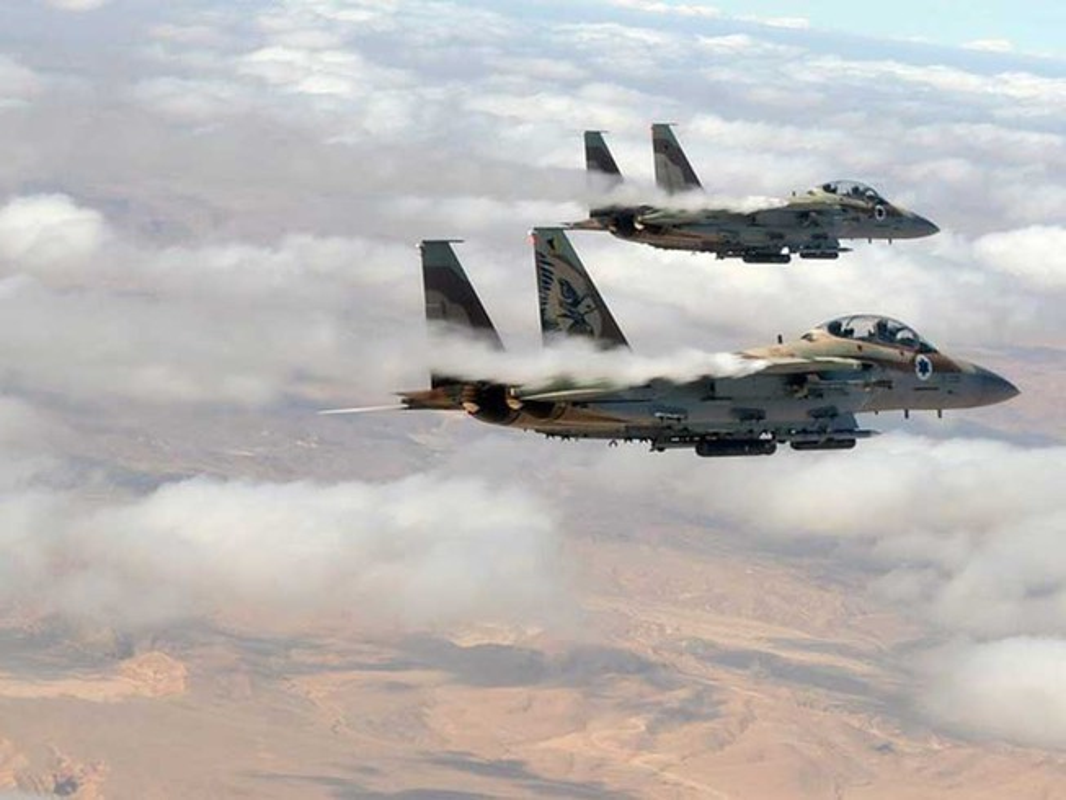 Su-35 Nga dong loat xuat kich chan may bay Israel, bao ve Syria?-Hinh-14
