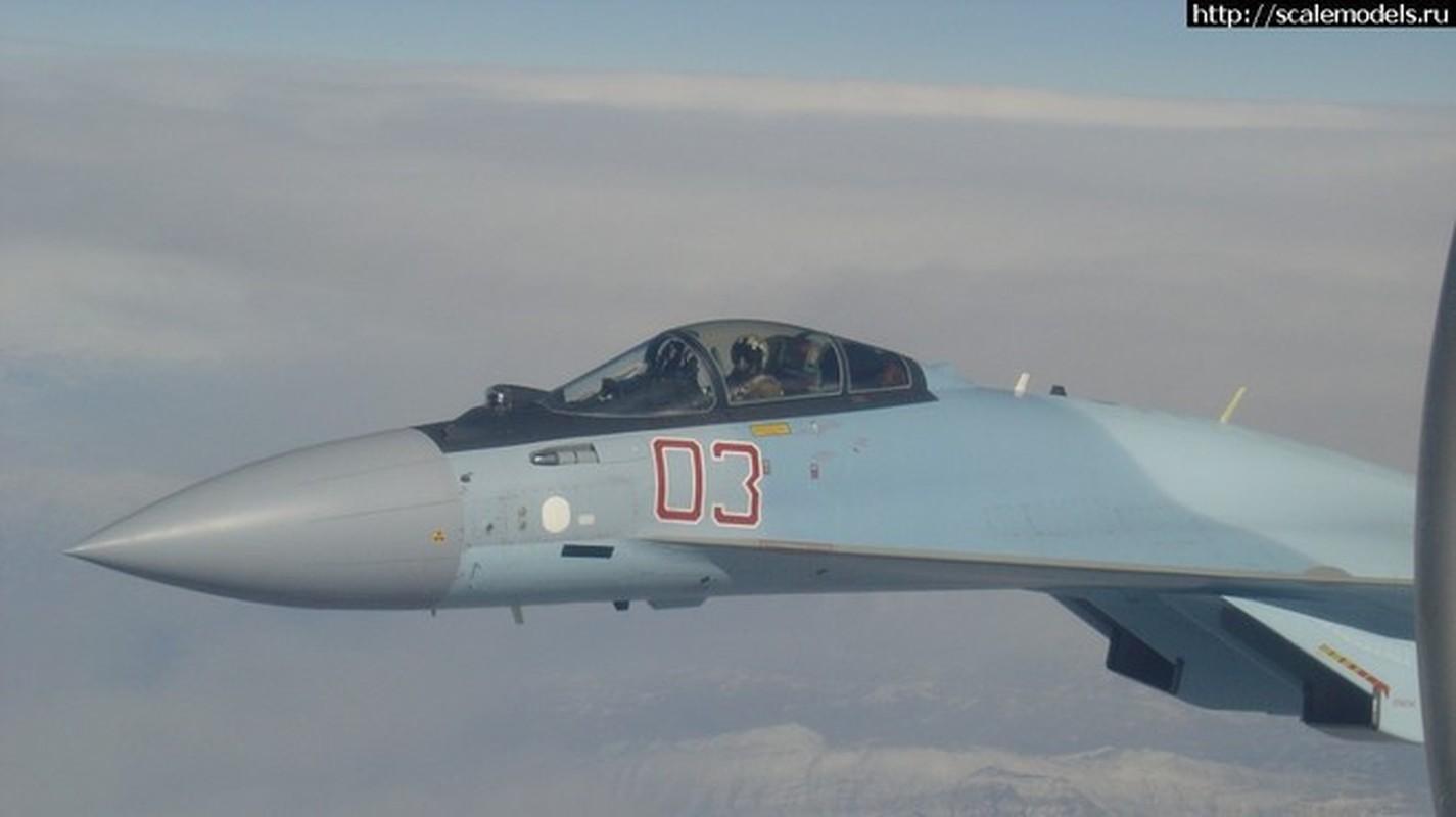 Su-35 Nga dong loat xuat kich chan may bay Israel, bao ve Syria?-Hinh-5