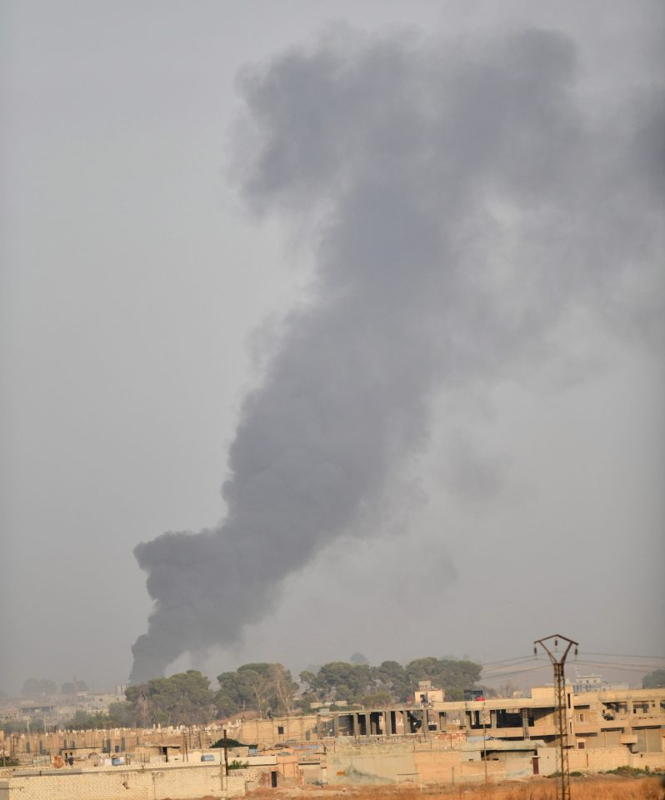 Canh tuong khoc liet khi biet kich Tho Nhi Ky tan cong nguoi Kurd-Hinh-2