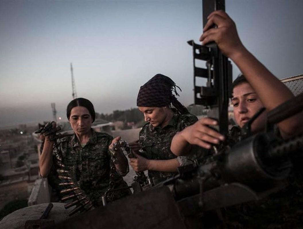 Tu IS den quan Tho, nu chien binh nguoi Kurd luon la noi am anh-Hinh-13