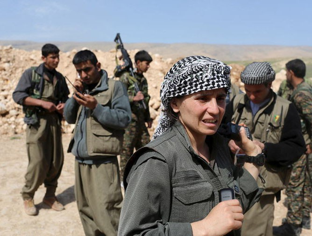 Tu IS den quan Tho, nu chien binh nguoi Kurd luon la noi am anh-Hinh-14