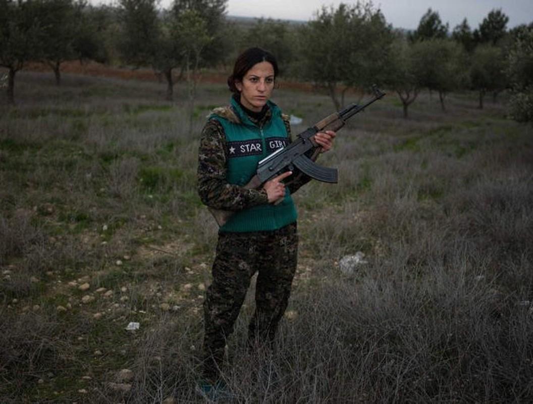 Tu IS den quan Tho, nu chien binh nguoi Kurd luon la noi am anh-Hinh-15