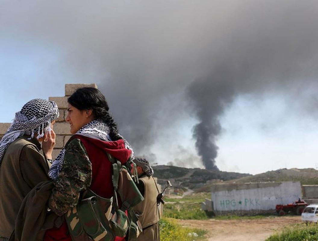 Tu IS den quan Tho, nu chien binh nguoi Kurd luon la noi am anh-Hinh-16