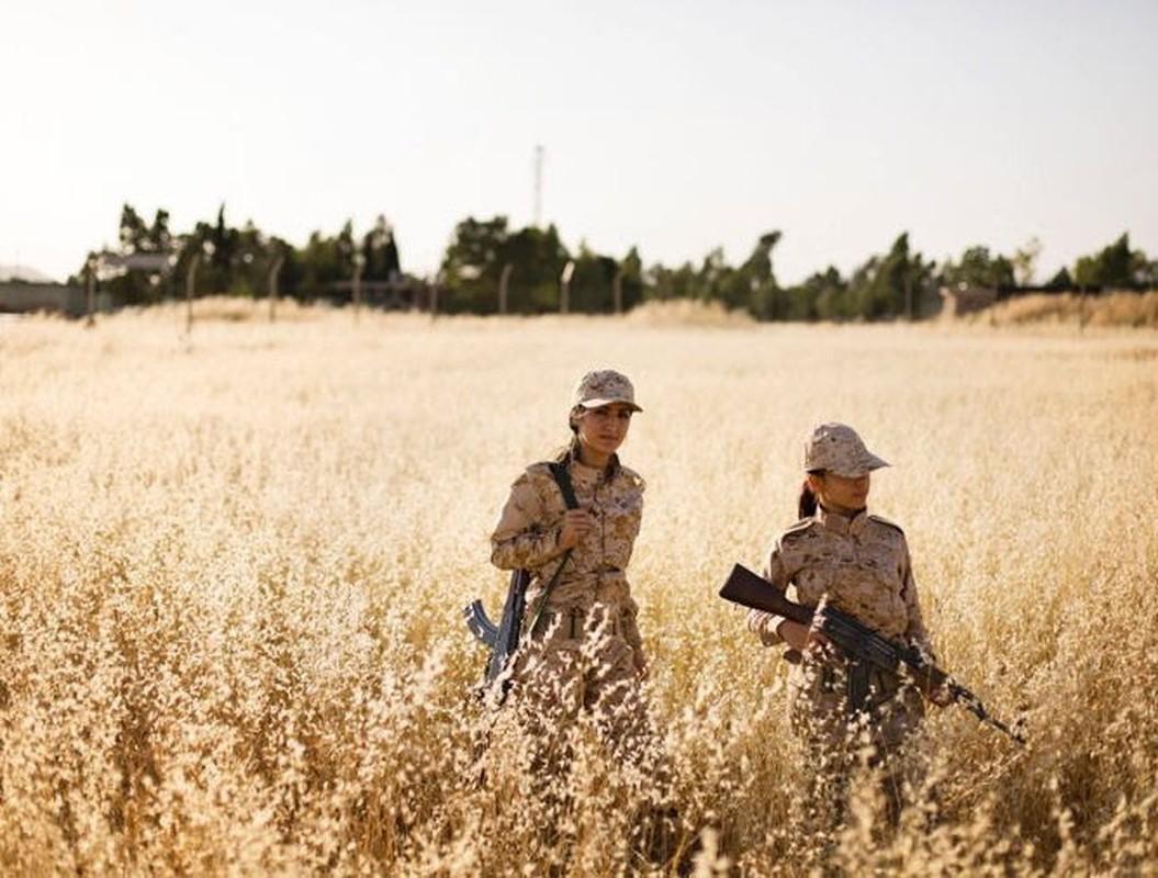 Tu IS den quan Tho, nu chien binh nguoi Kurd luon la noi am anh-Hinh-19