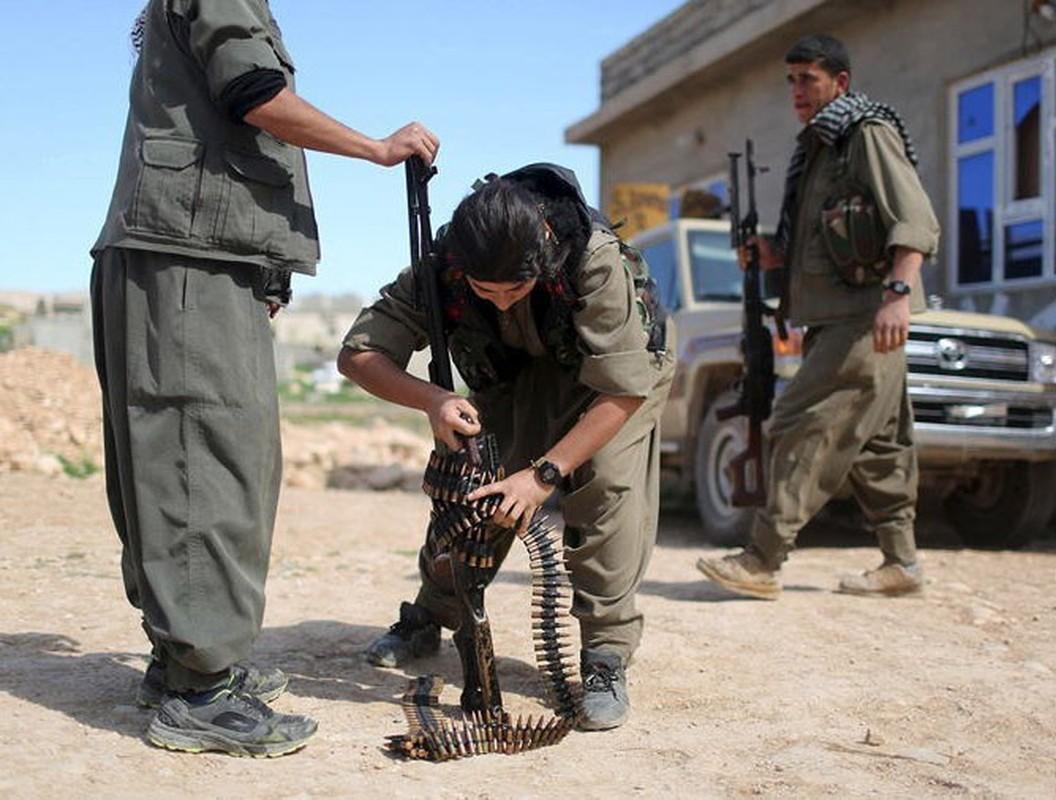 Tu IS den quan Tho, nu chien binh nguoi Kurd luon la noi am anh-Hinh-23