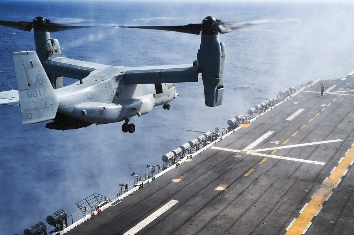 Truc thang lai sieu di V-22 Osprey xuat hien trong chien dich tieu diet Baghdadi?-Hinh-10