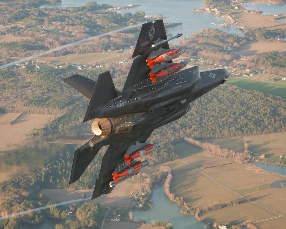 Tho Nhy Ky quyet giu F-35, phu nhan mua Su-35 cua Nga-Hinh-8