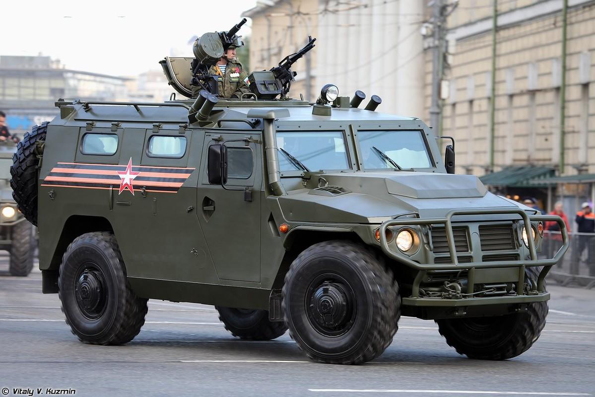 Soi dan xe boc thep Nga vua chi vien cho quan canh tai Syria-Hinh-7