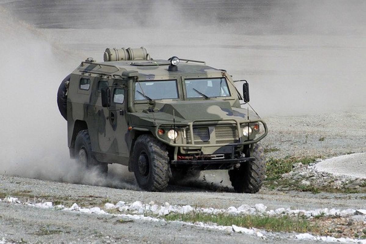 Soi dan xe boc thep Nga vua chi vien cho quan canh tai Syria-Hinh-8