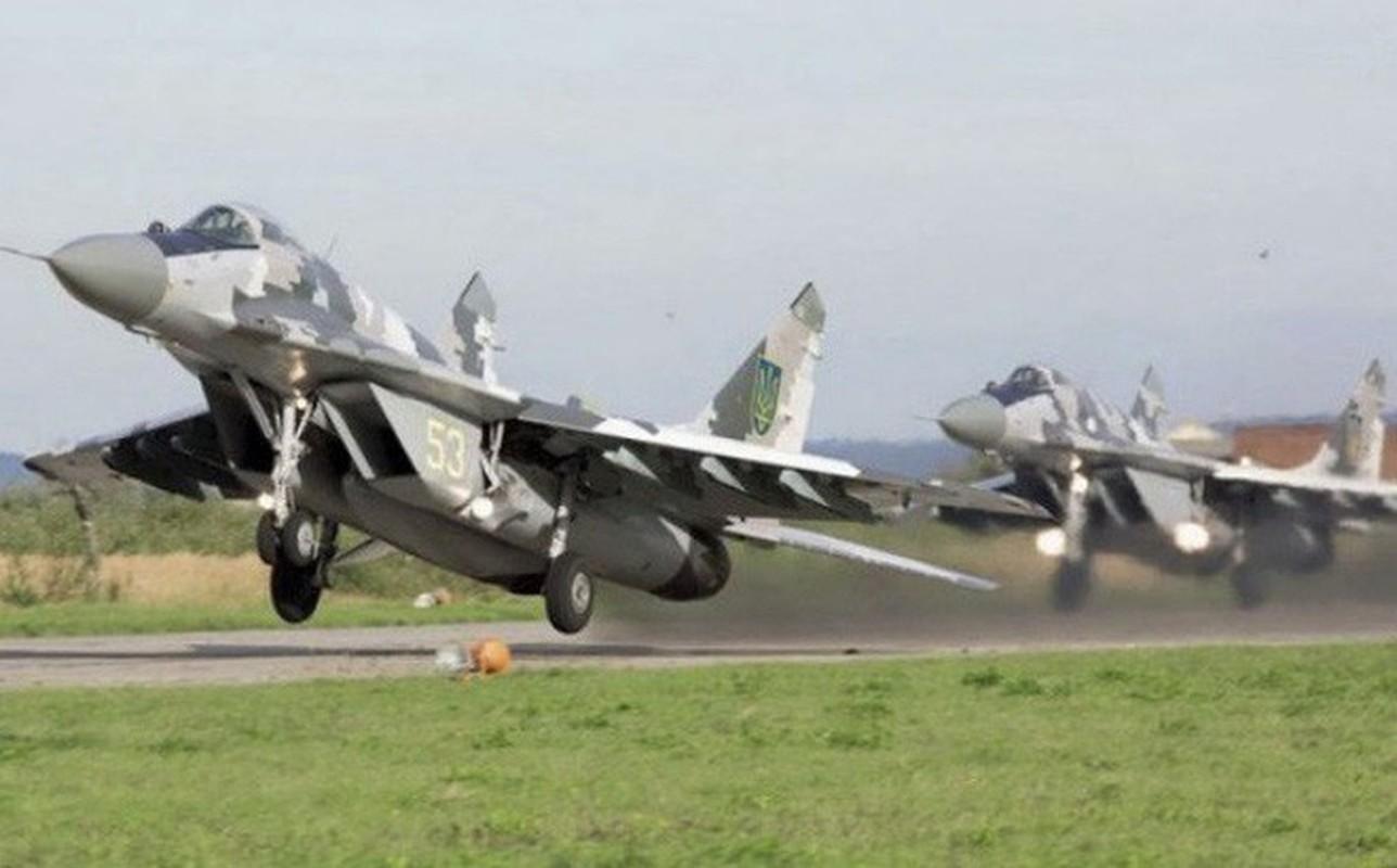 Khong quan Ukraine nhan lo tiem kich MiG-29 chuan NATO dau tien-Hinh-4