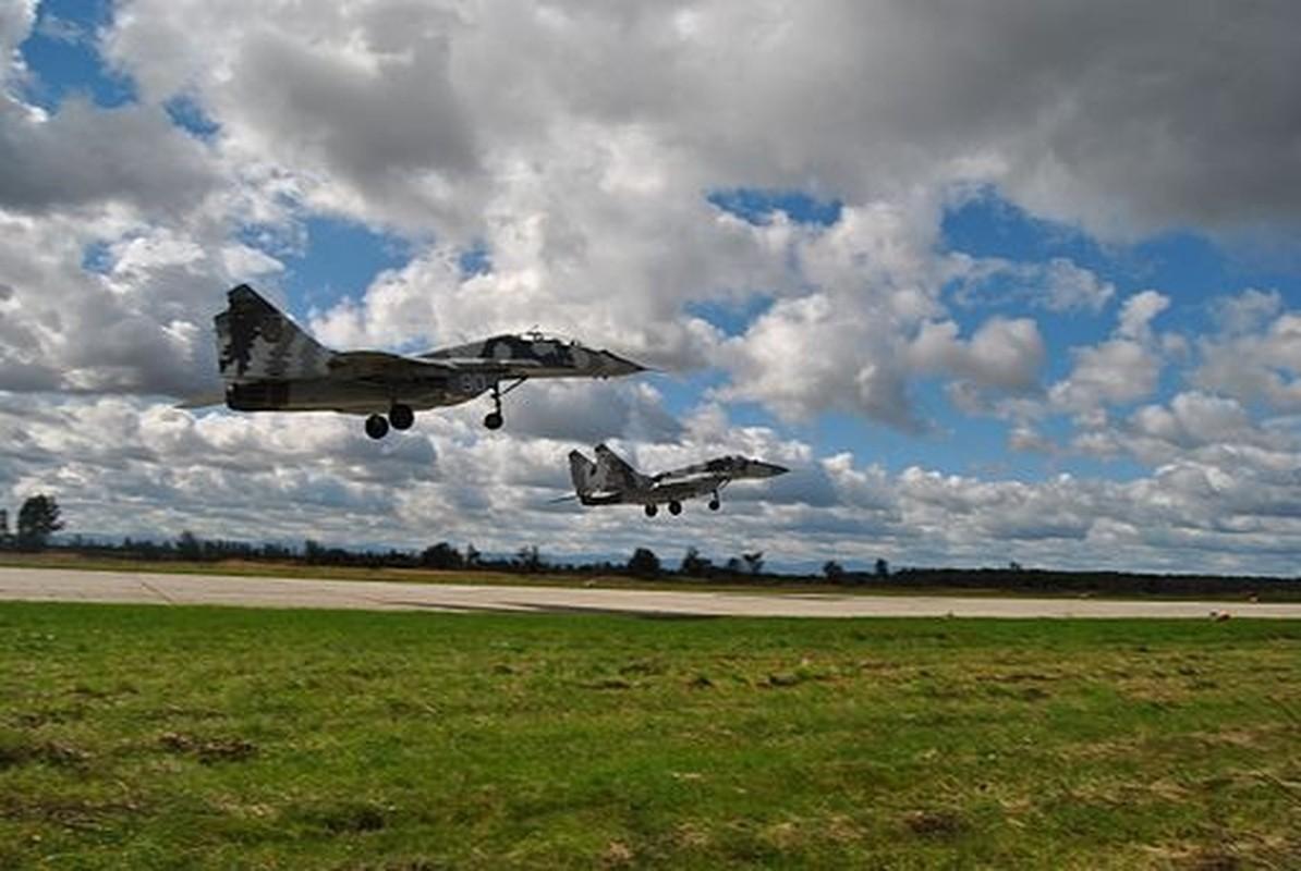 Khong quan Ukraine nhan lo tiem kich MiG-29 chuan NATO dau tien-Hinh-7